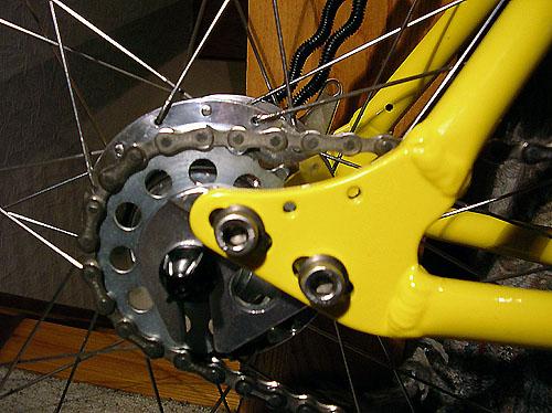 DT Swiss Rotor Umrüstkit DT sur Campagnolo 10-11-Bac 3-Jack
